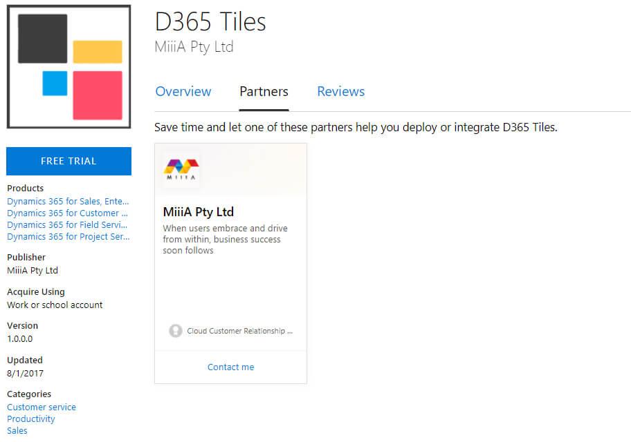 AppSource App Partners